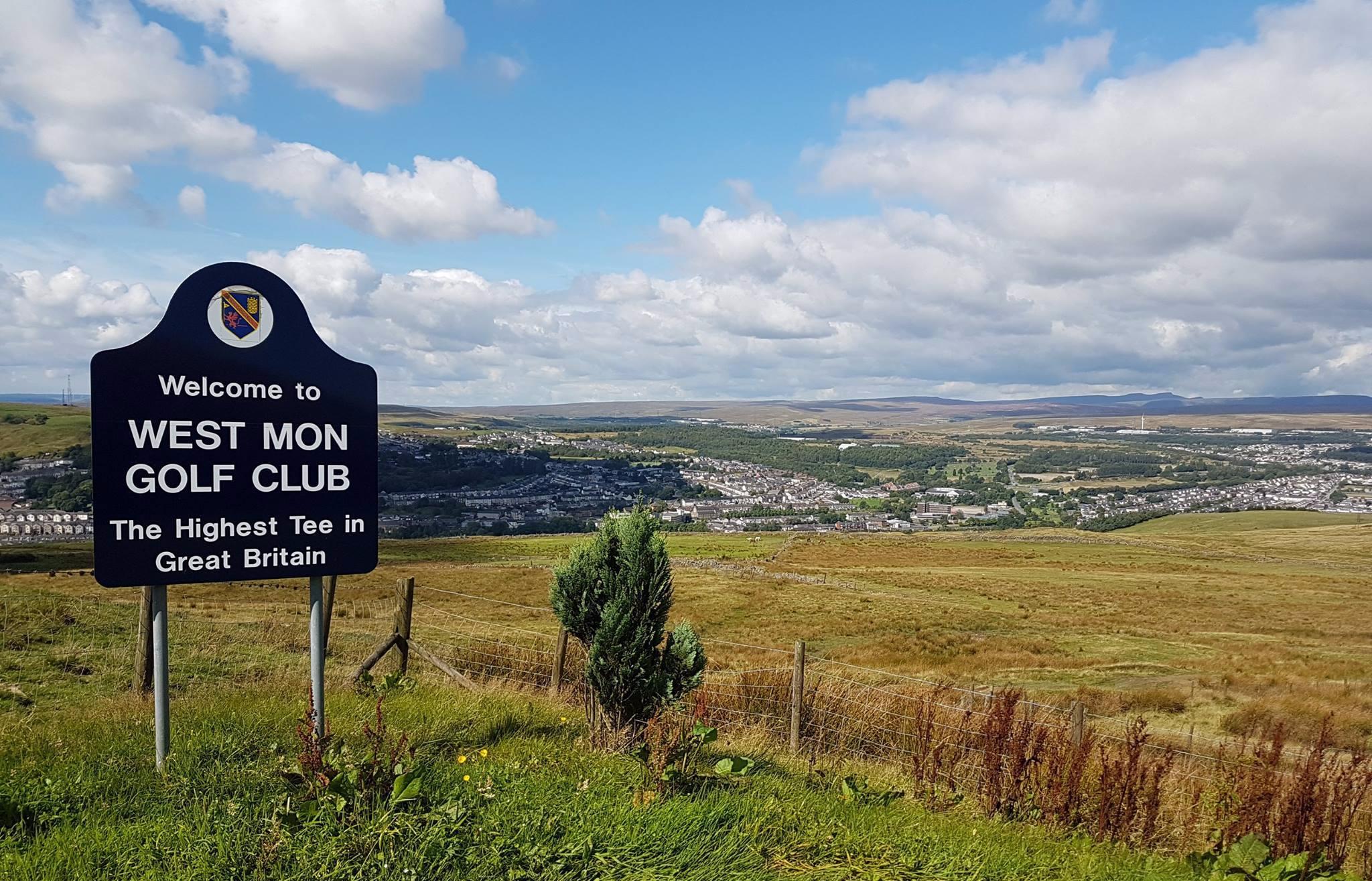 West Monmouthshire Golf Club - Ebbw Vale