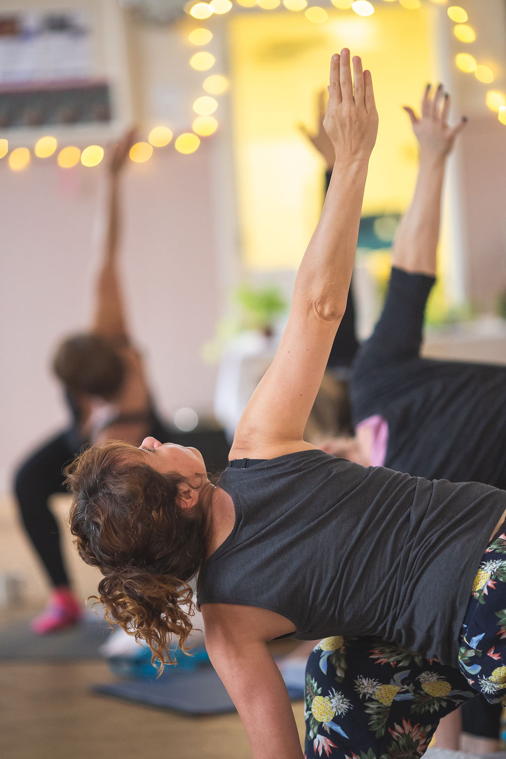 Yoga: Wellness Day - Getting ready for 2019.
