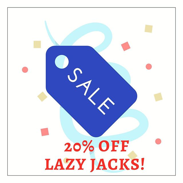 We're running a special offer at the moment with 20% off any Lazy Jacks clothing! 🙌 🛍 💕 Pop in and see what's on offer ☺️🌸 . . . . . #angleseygram #anglesey #business #beaumaris #boutique #findyourepic #sale #beaumarissale #specialoffer #lazyjacks