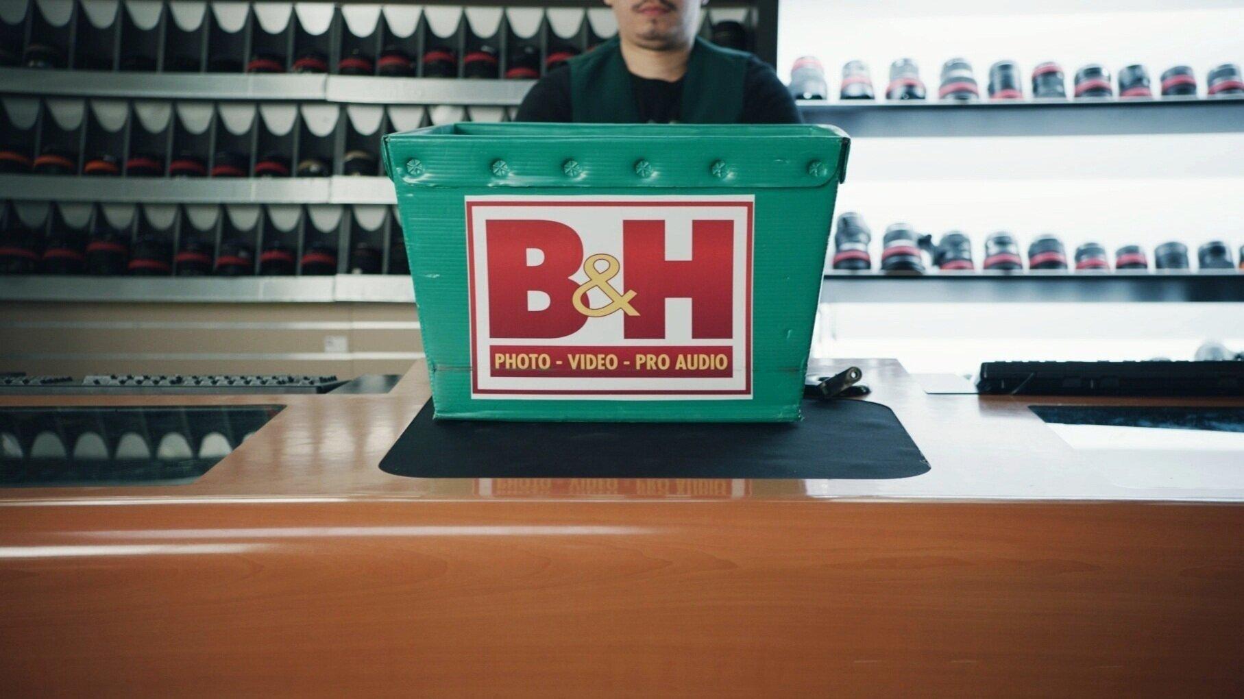 04 - Ads: B&H