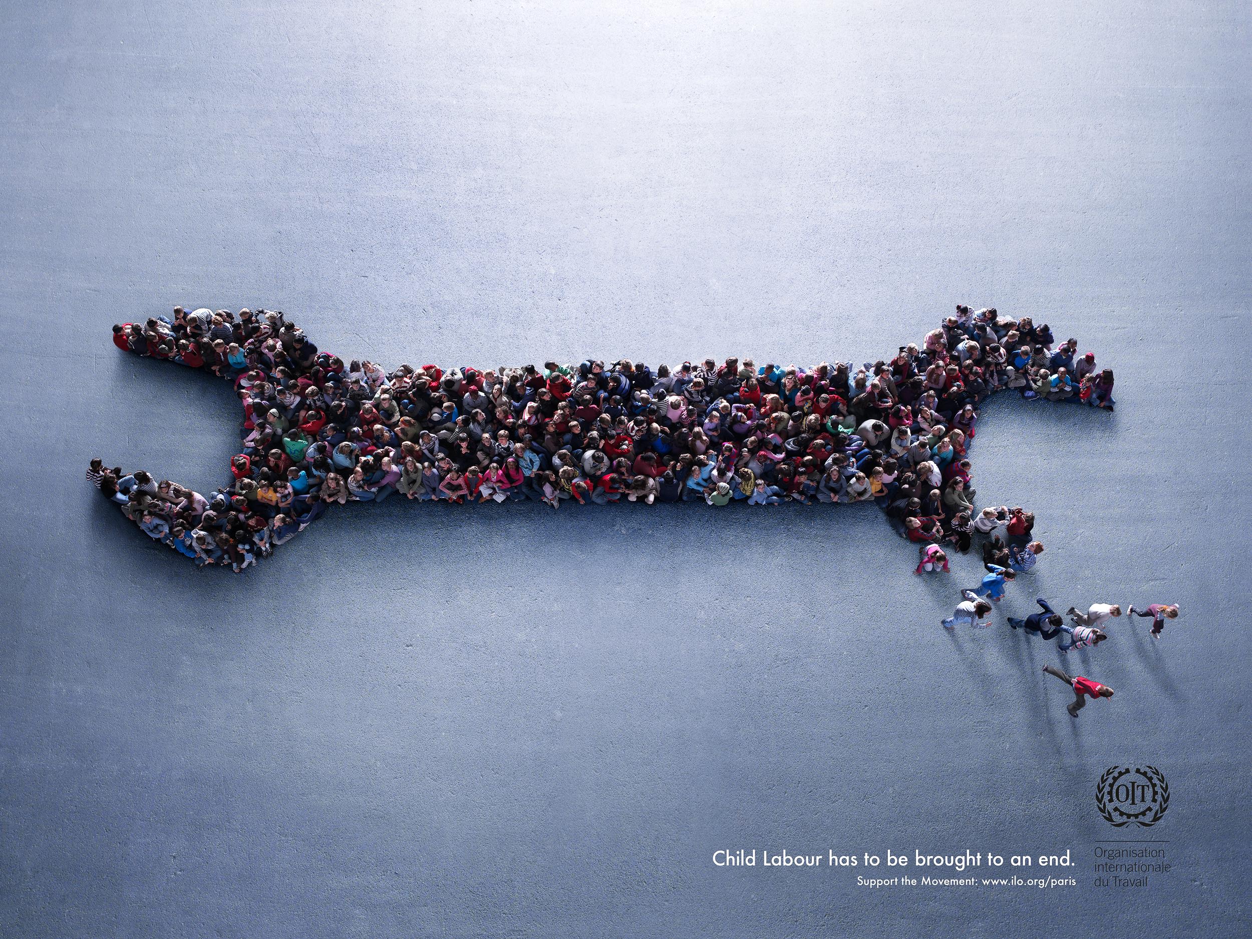 Image Kampagne Fotograf Zürich | ILO / Banish Child Labour #1