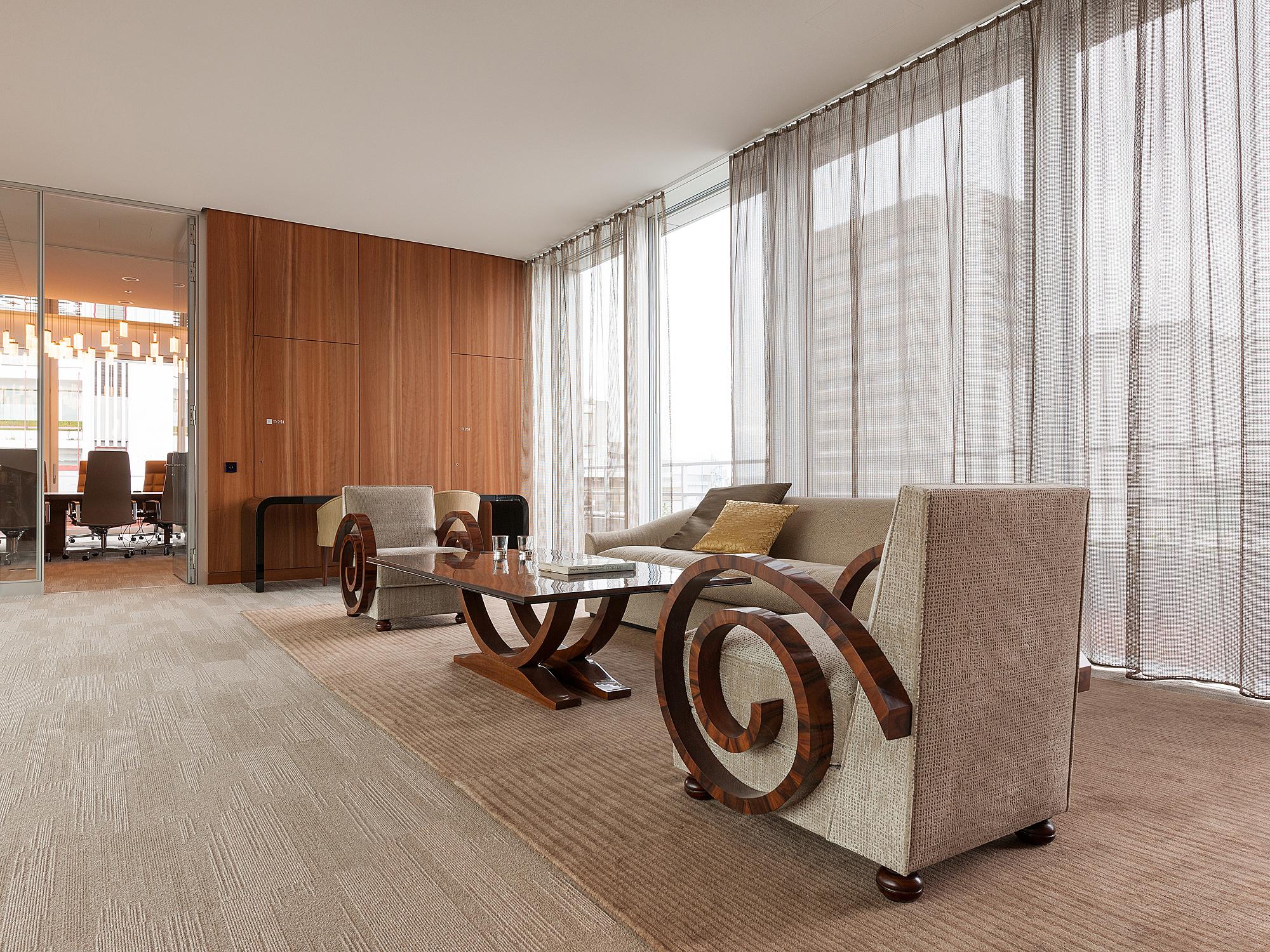 Novartis Basel Interior Architekturfotografie