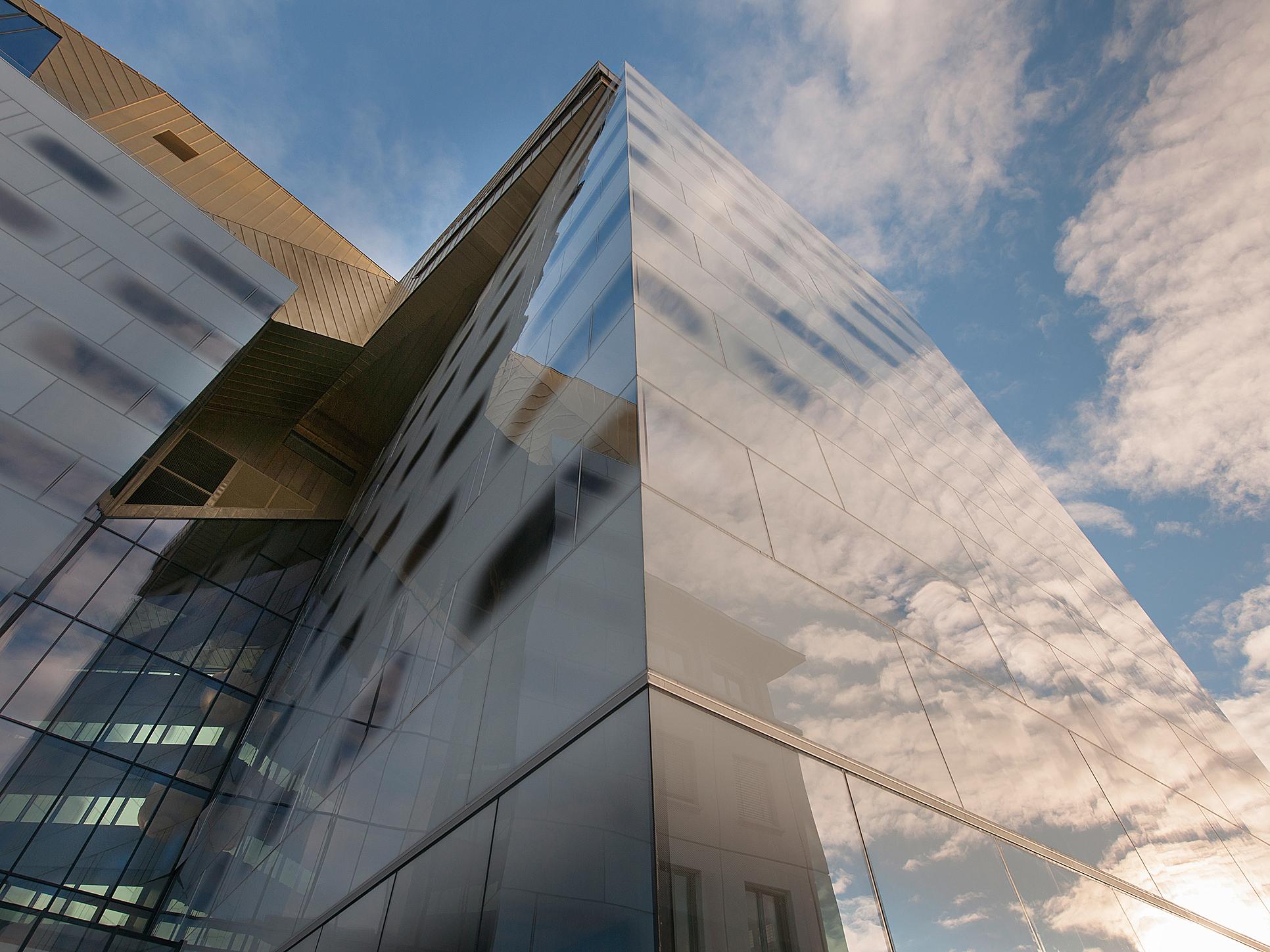 Clarion Trondheim Architecture Fotografie