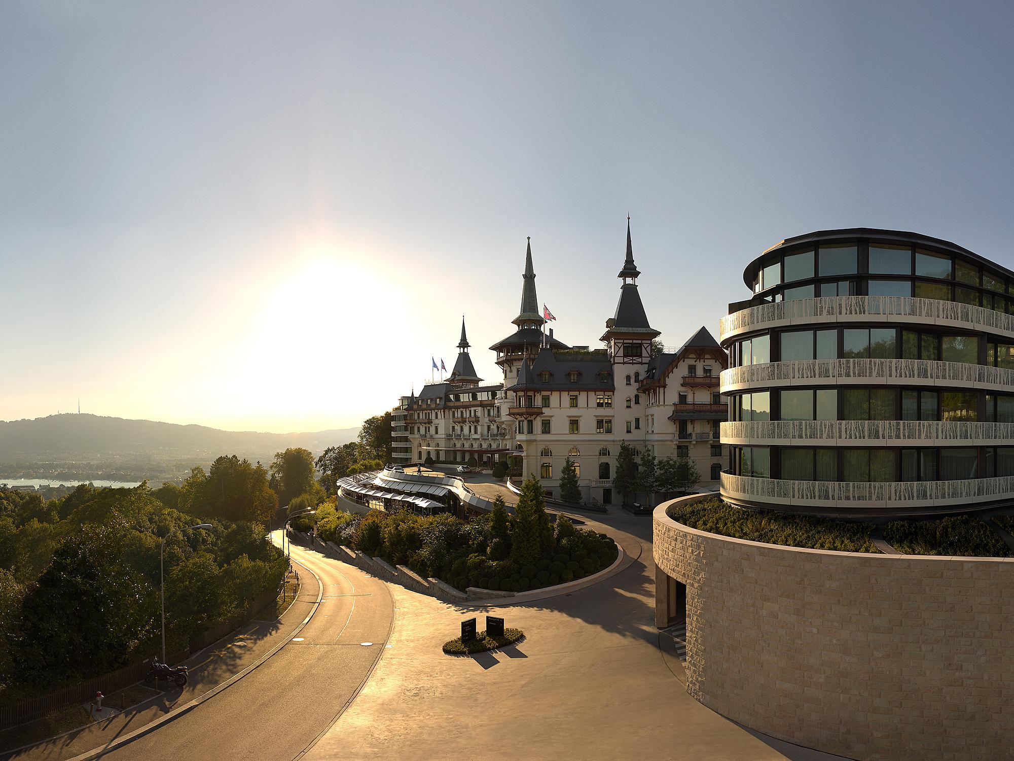 Dolder Grand Zürich 1 - Hotelfotografie Peter Hebeisen