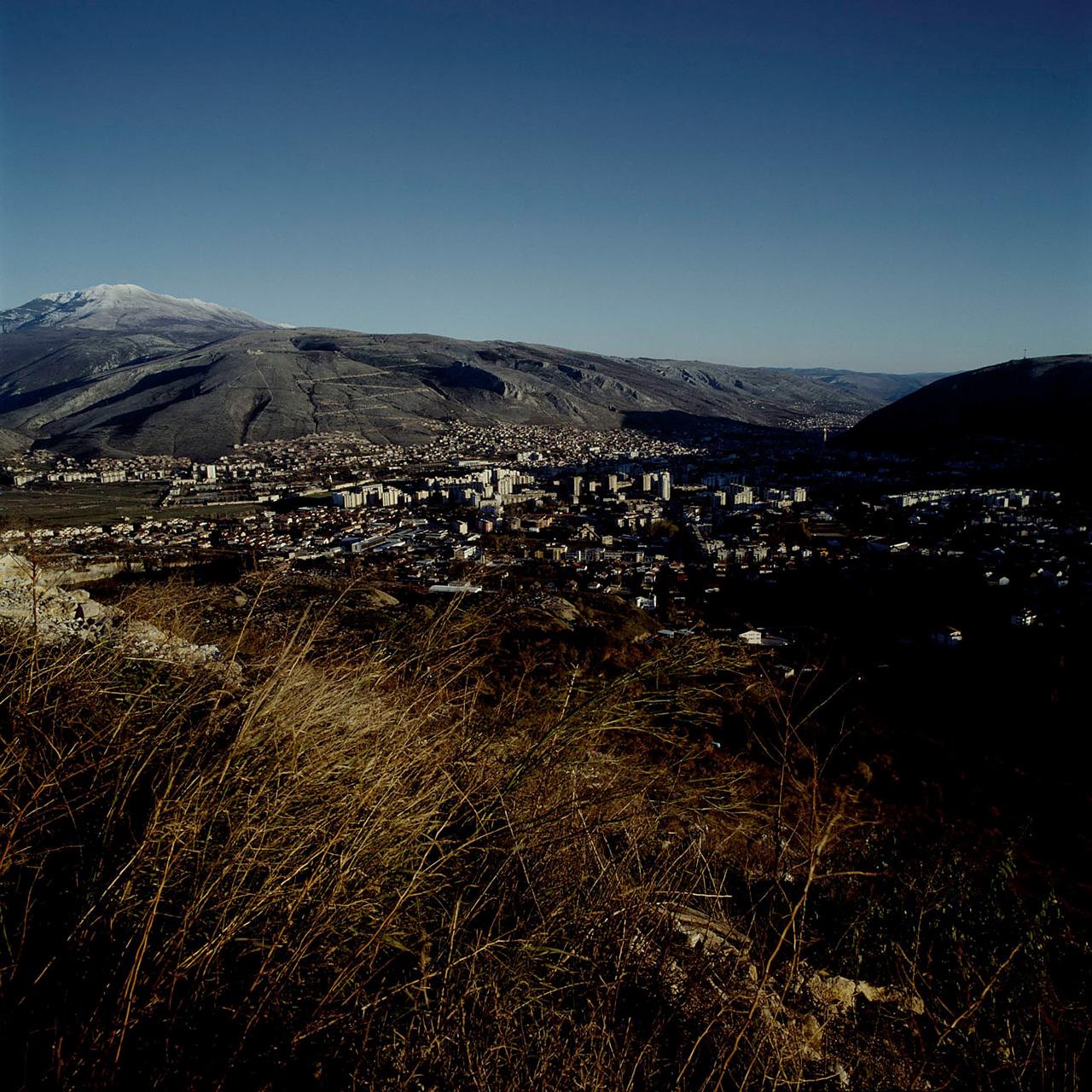 Fotografie, Schlacht von Mostar, Bosnien