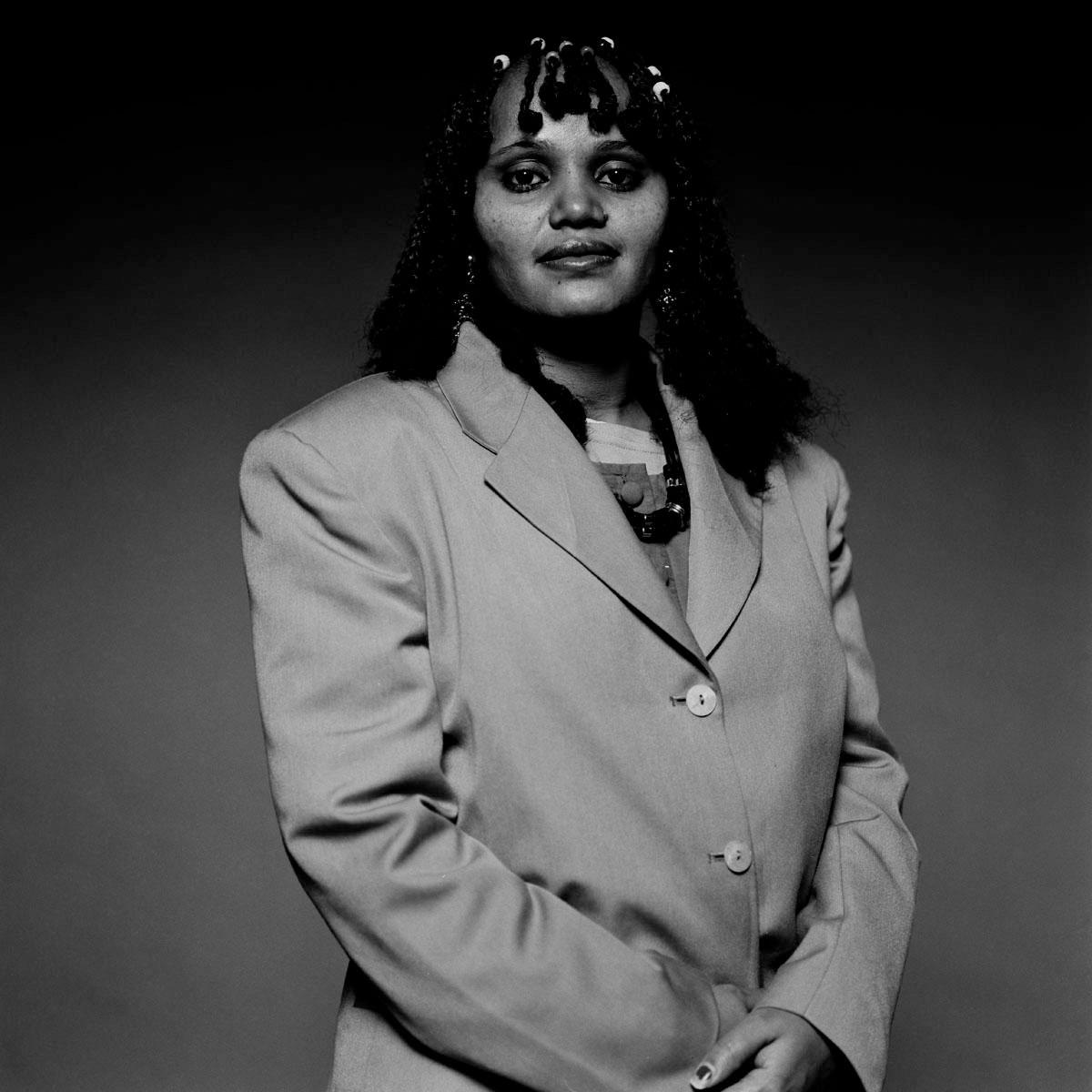 Jemila, Ethiopia, 1993 (125cm x 125cm)