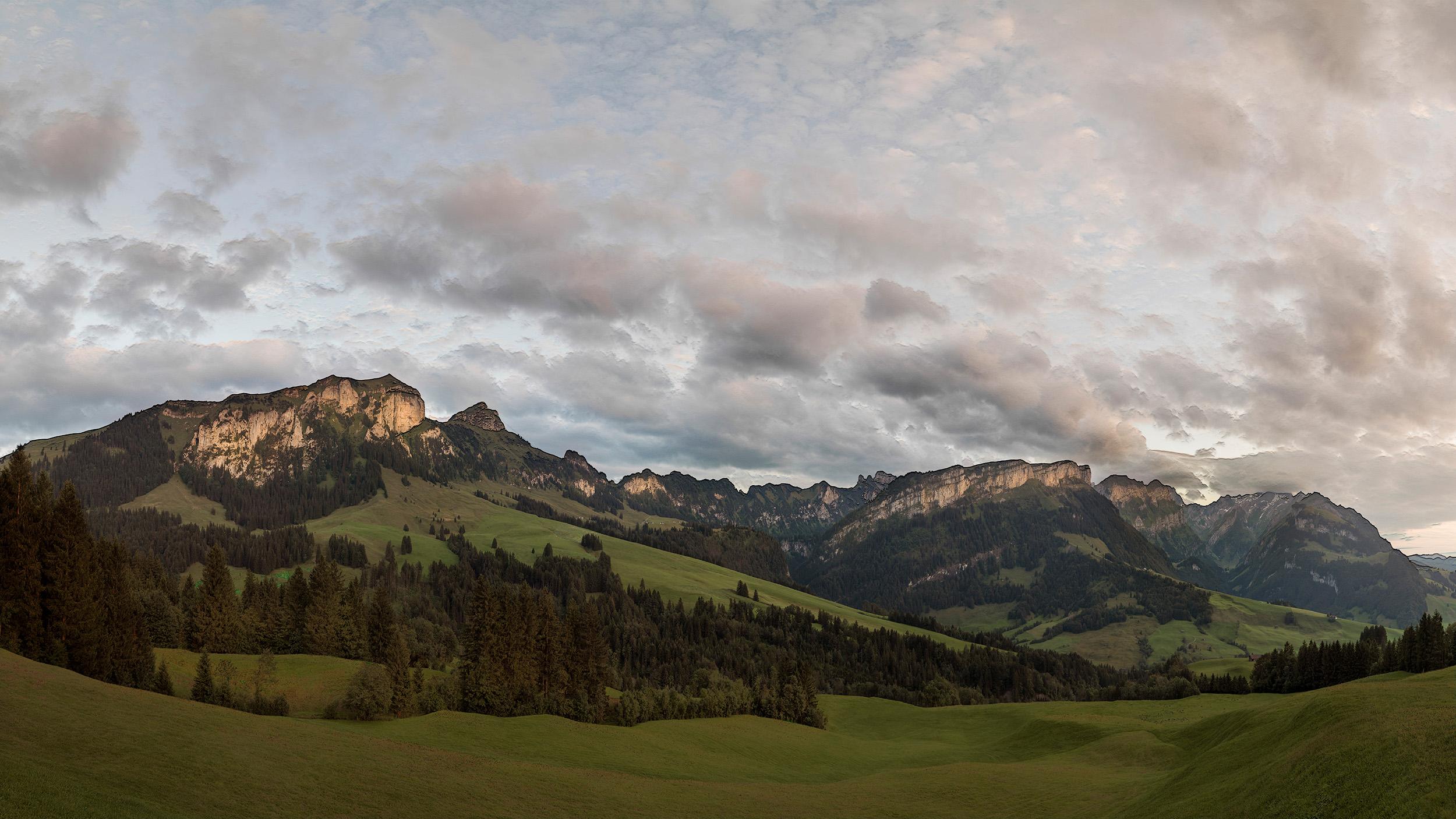 Fotografie | Alp Sigl, Schweiz