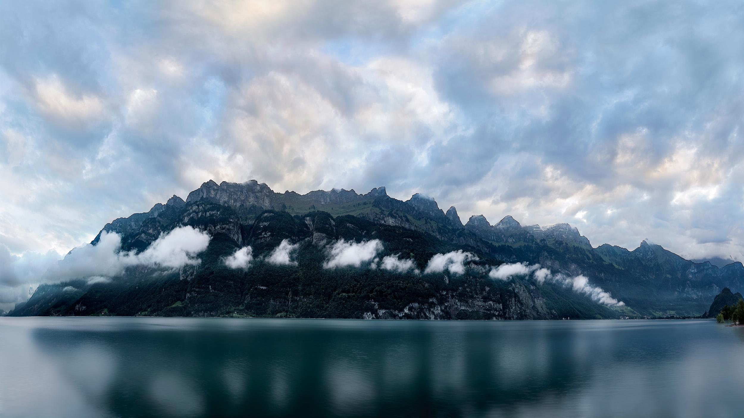 Landschaftsfotografie | Churfirsten, Schweiz