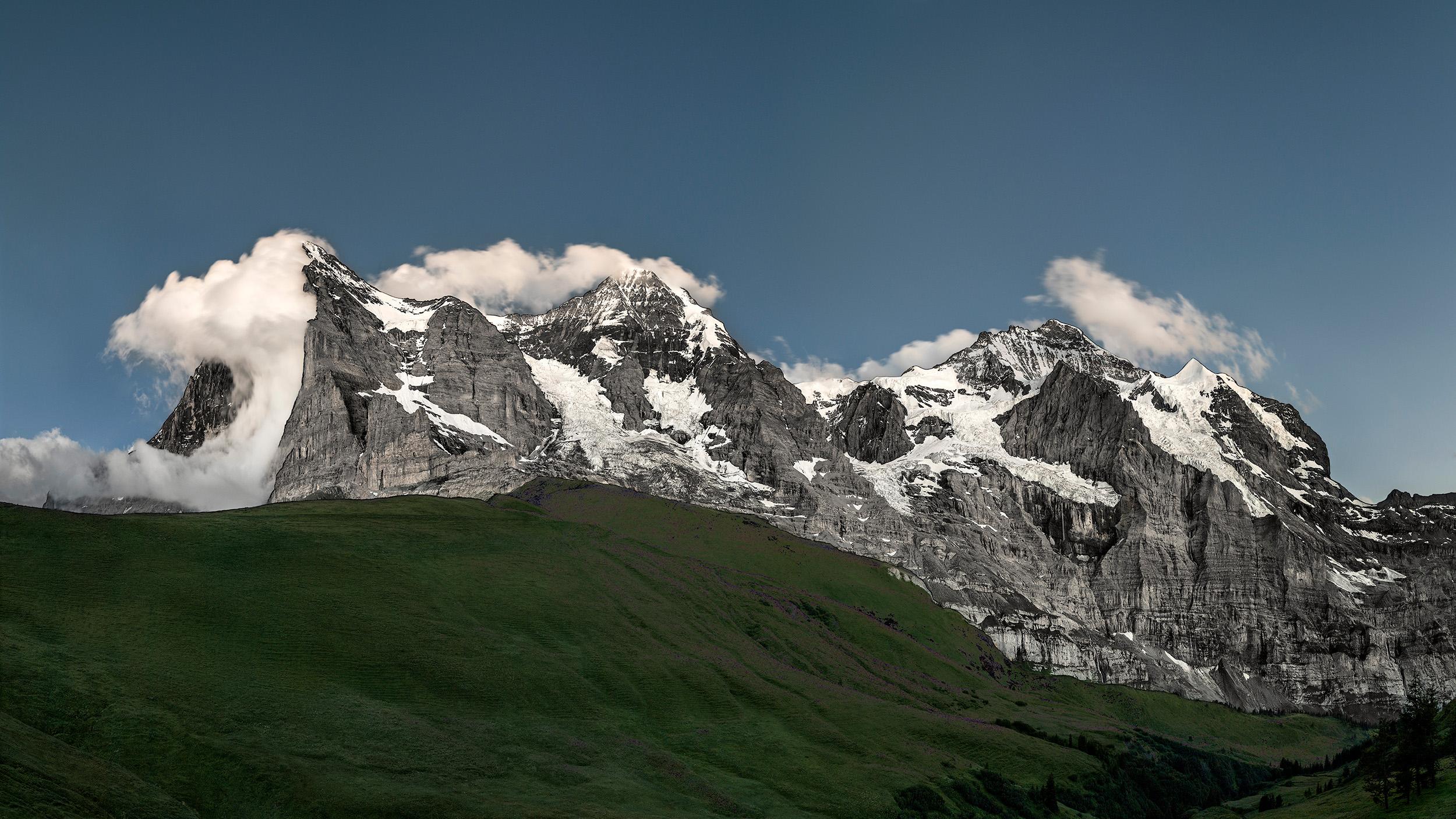Landschaftsfotografie | Eiger, Mönch and Jungfrau I