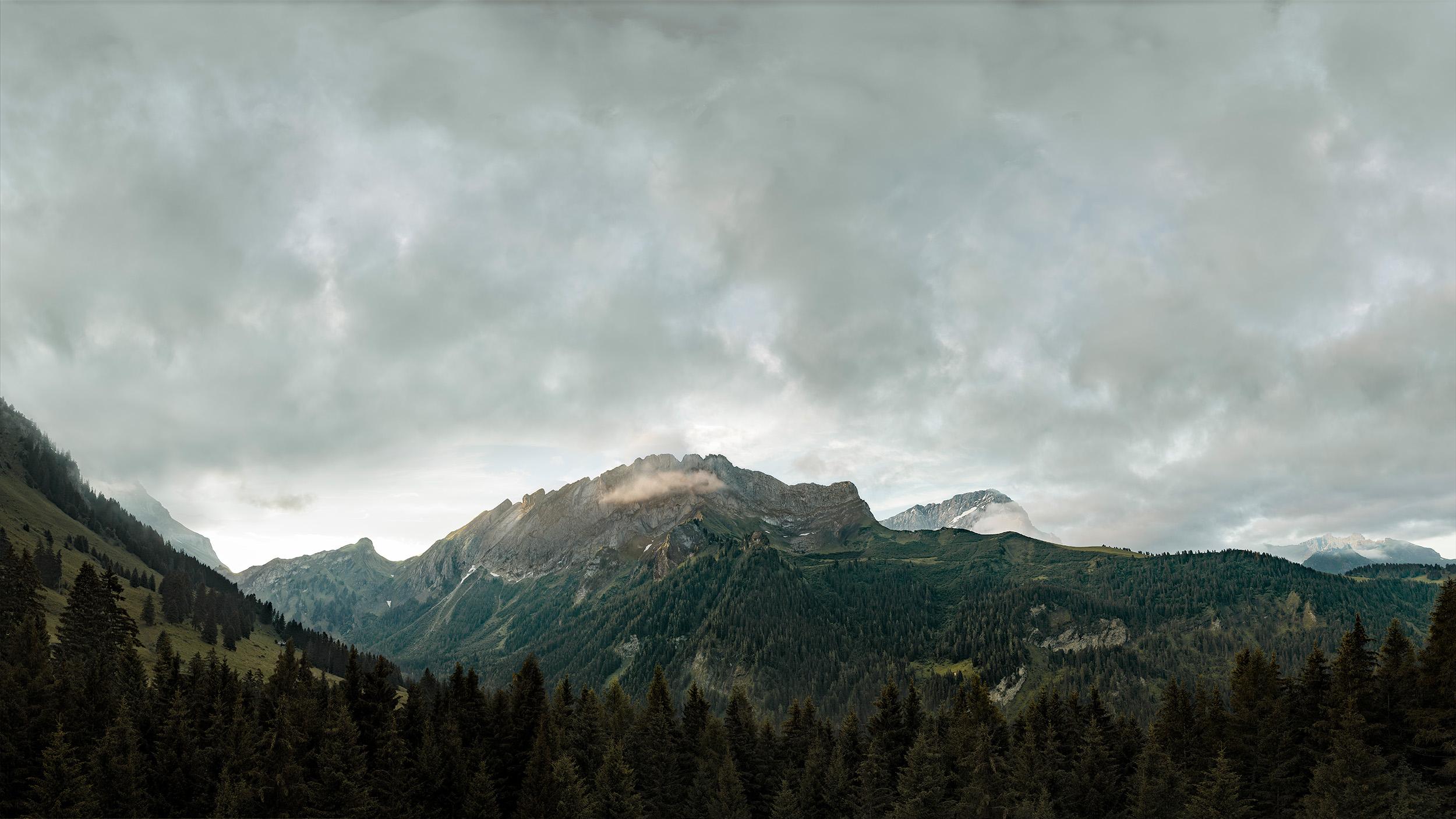 Bild, L'Argentine - Muveran, Schweiz