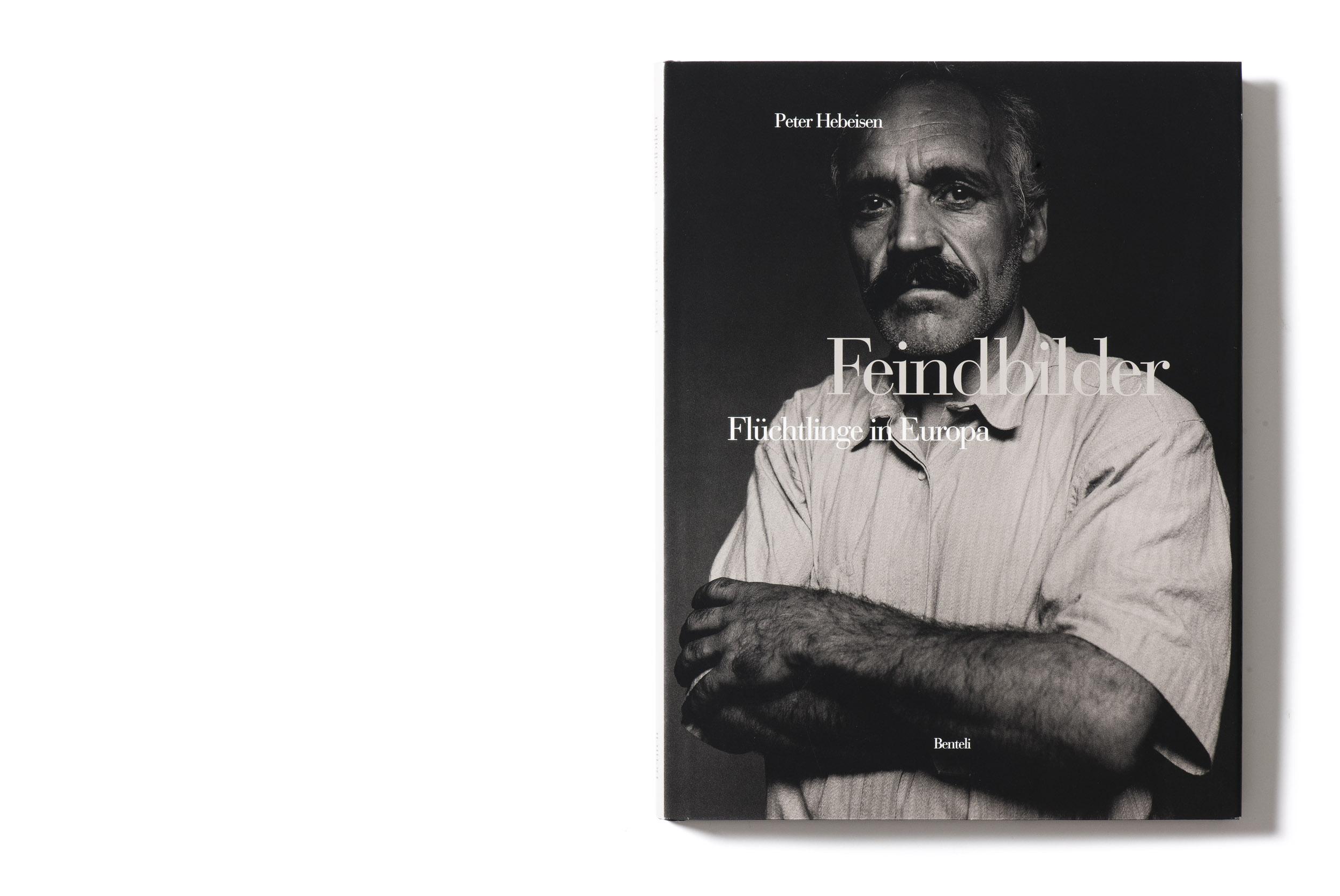 Kunstband Fotografien Peter Hebeisen Titel Feindbilder