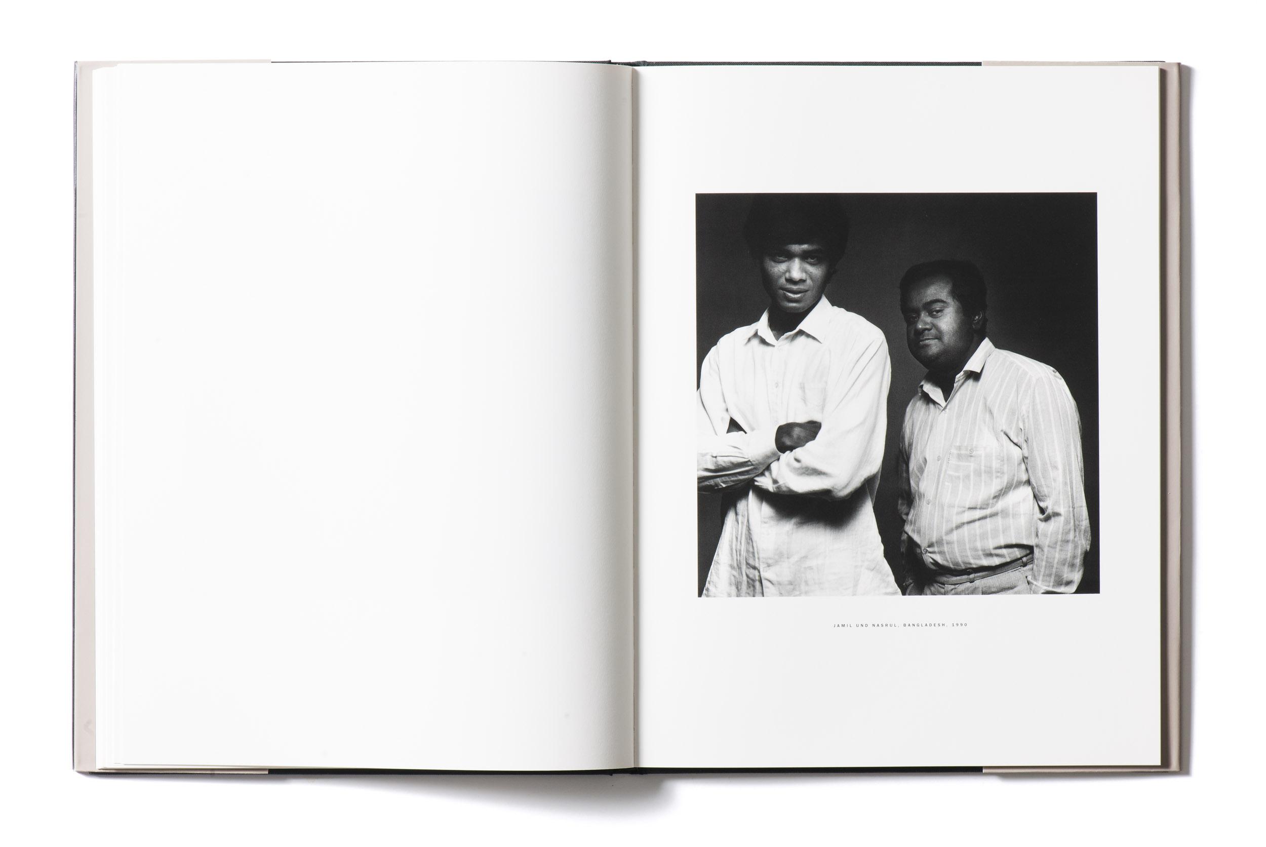 Kunstband Fotografien Peter Hebeisen Titel Feindbilder #6