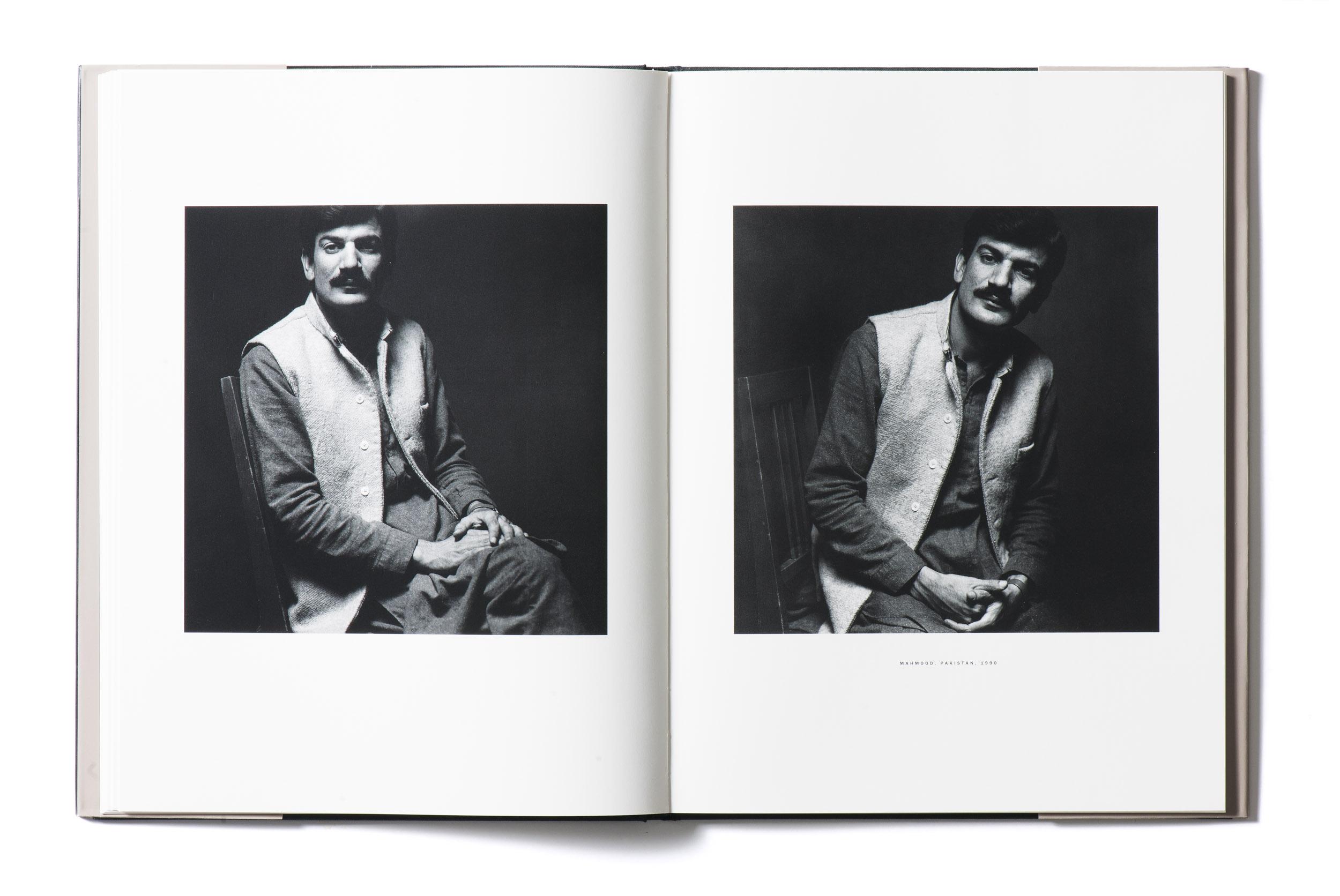 Kunstband Fotografien Peter Hebeisen Titel Feindbilder #5
