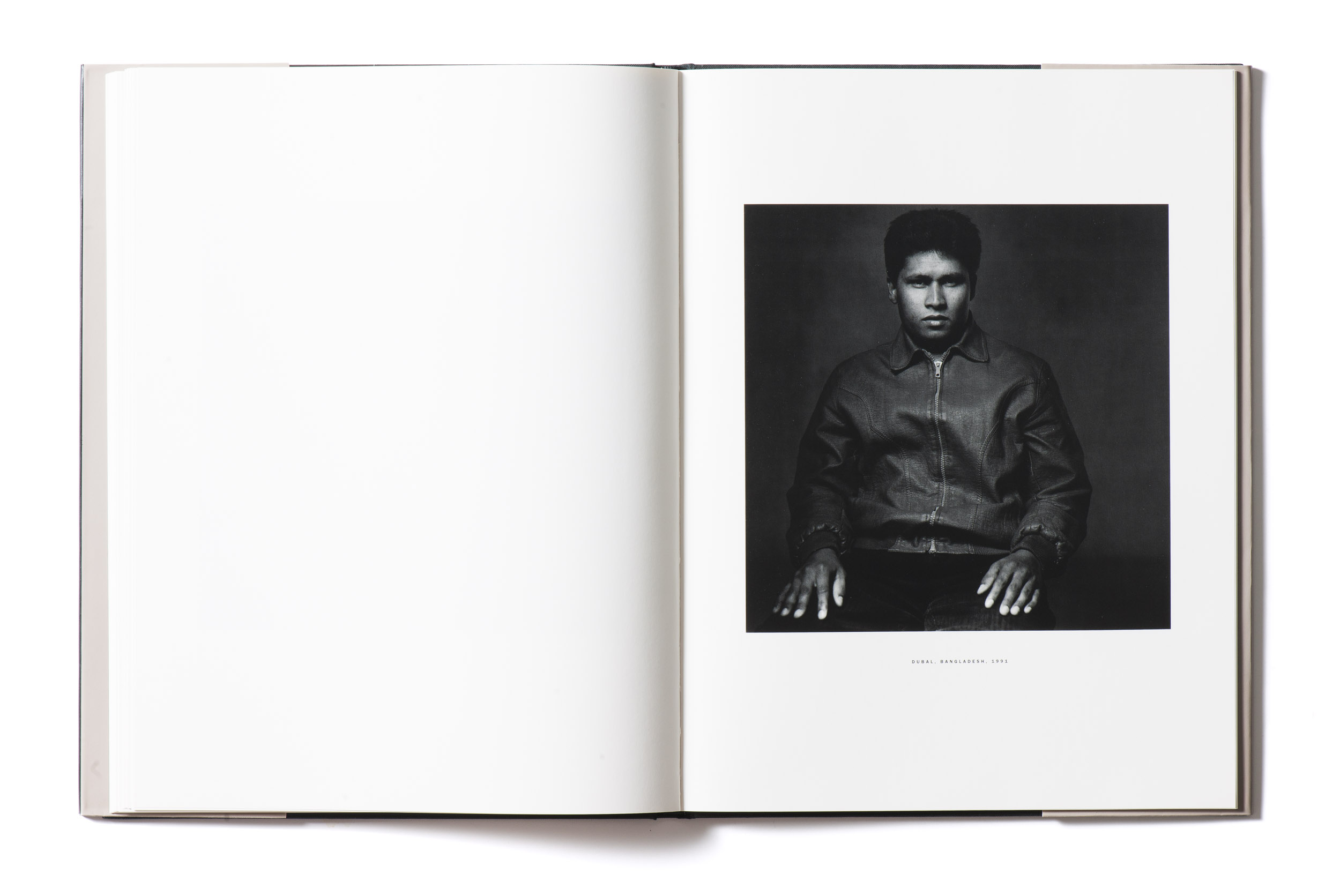 Kunstband Fotografien Peter Hebeisen Titel Feindbilder #8