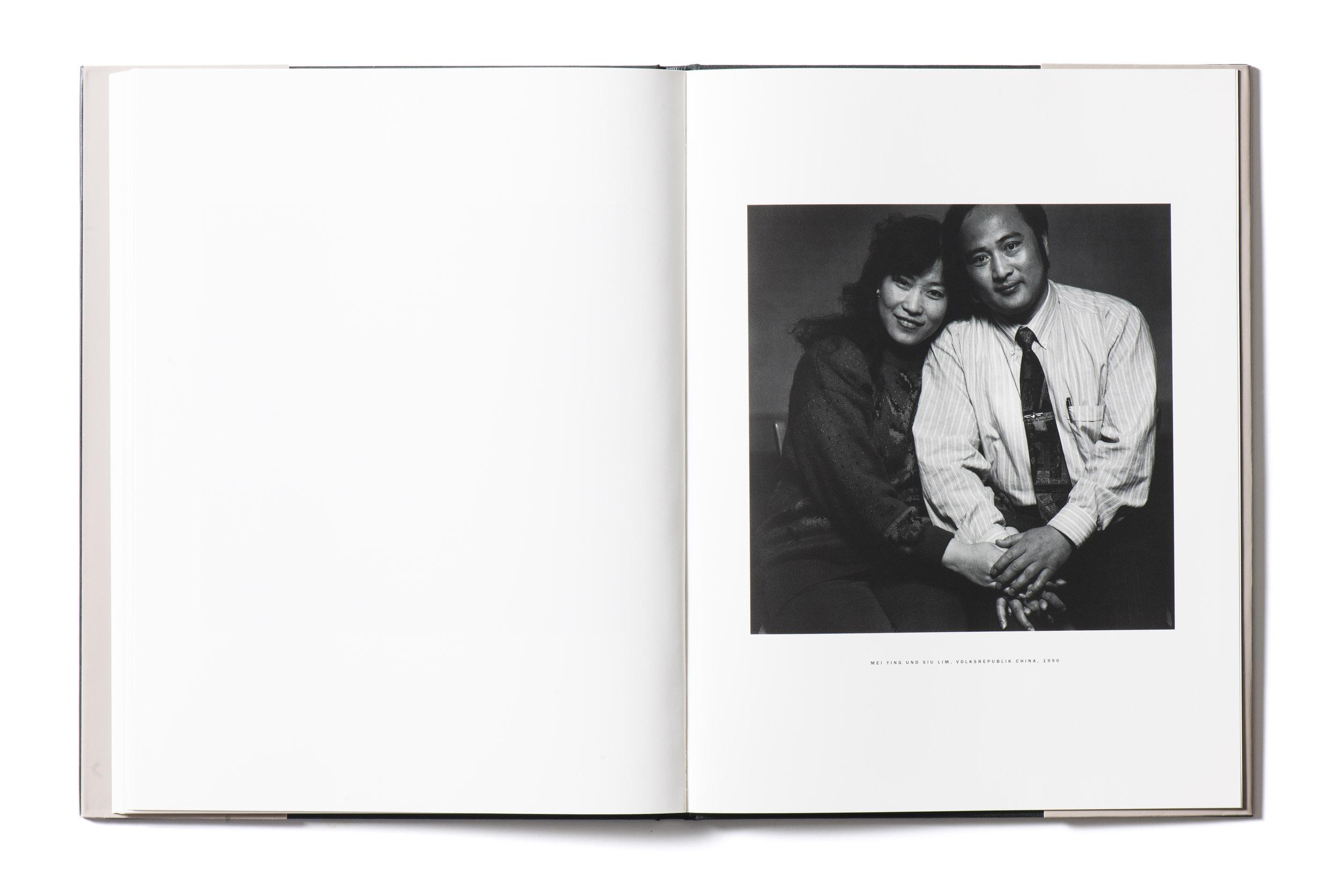 Kunstband Fotografien Peter Hebeisen Titel Feindbilder #10