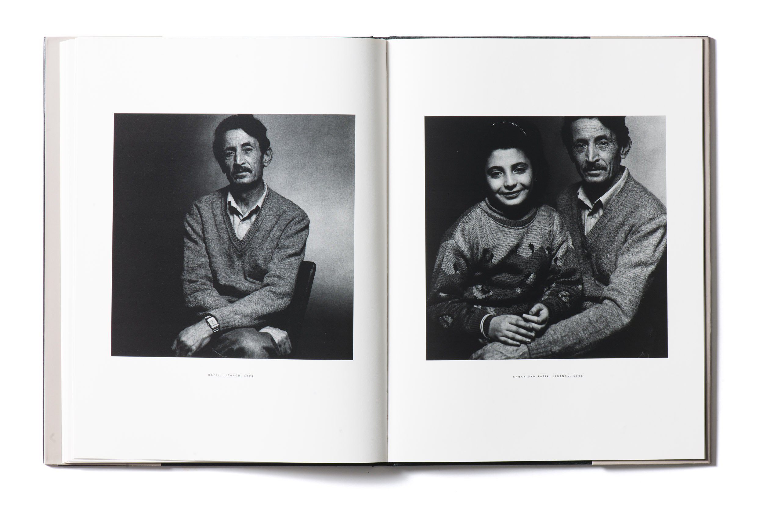 Kunstband Fotografien Peter Hebeisen Titel Feindbilder #9