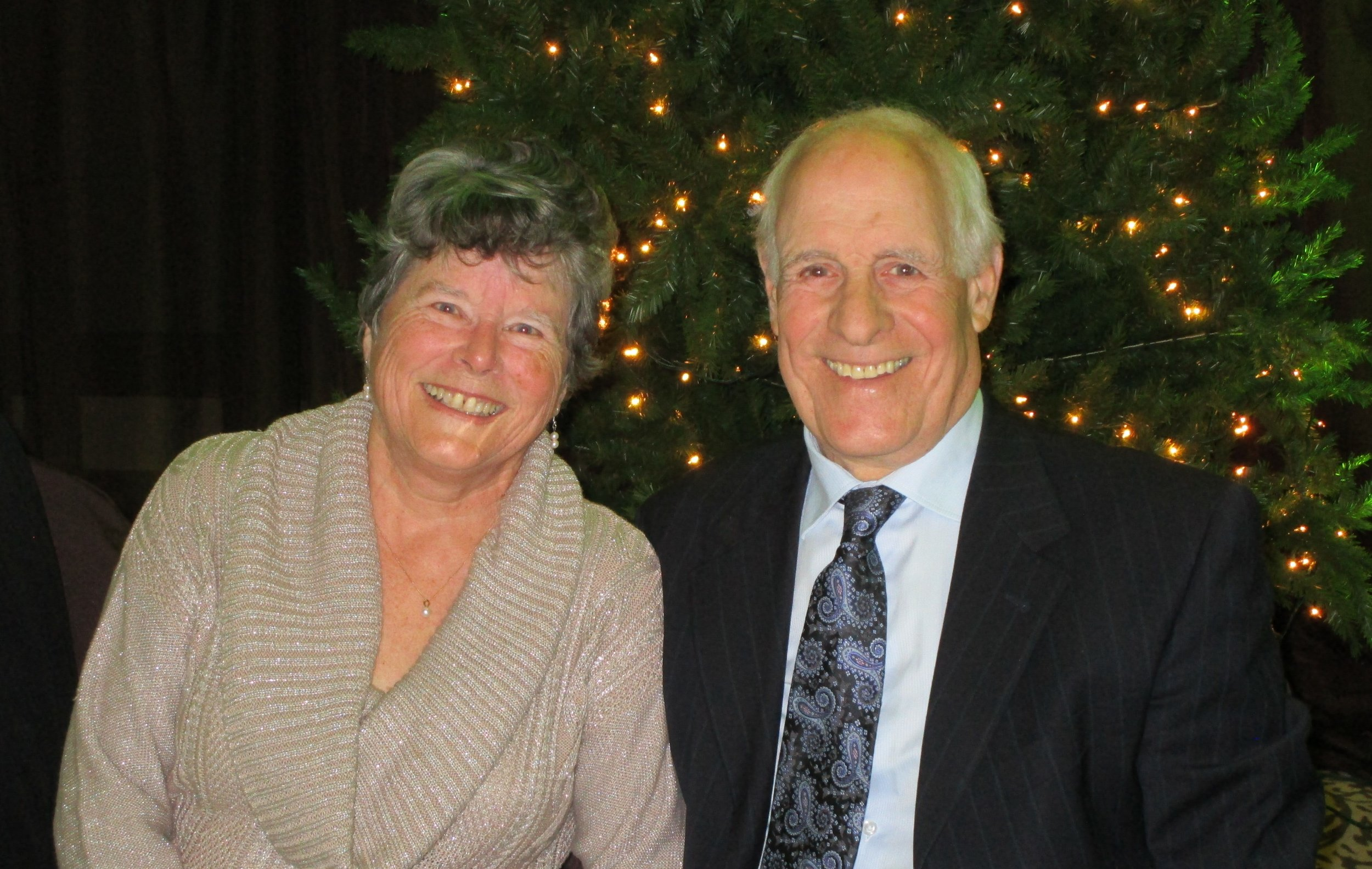Lynn and Keith Watson