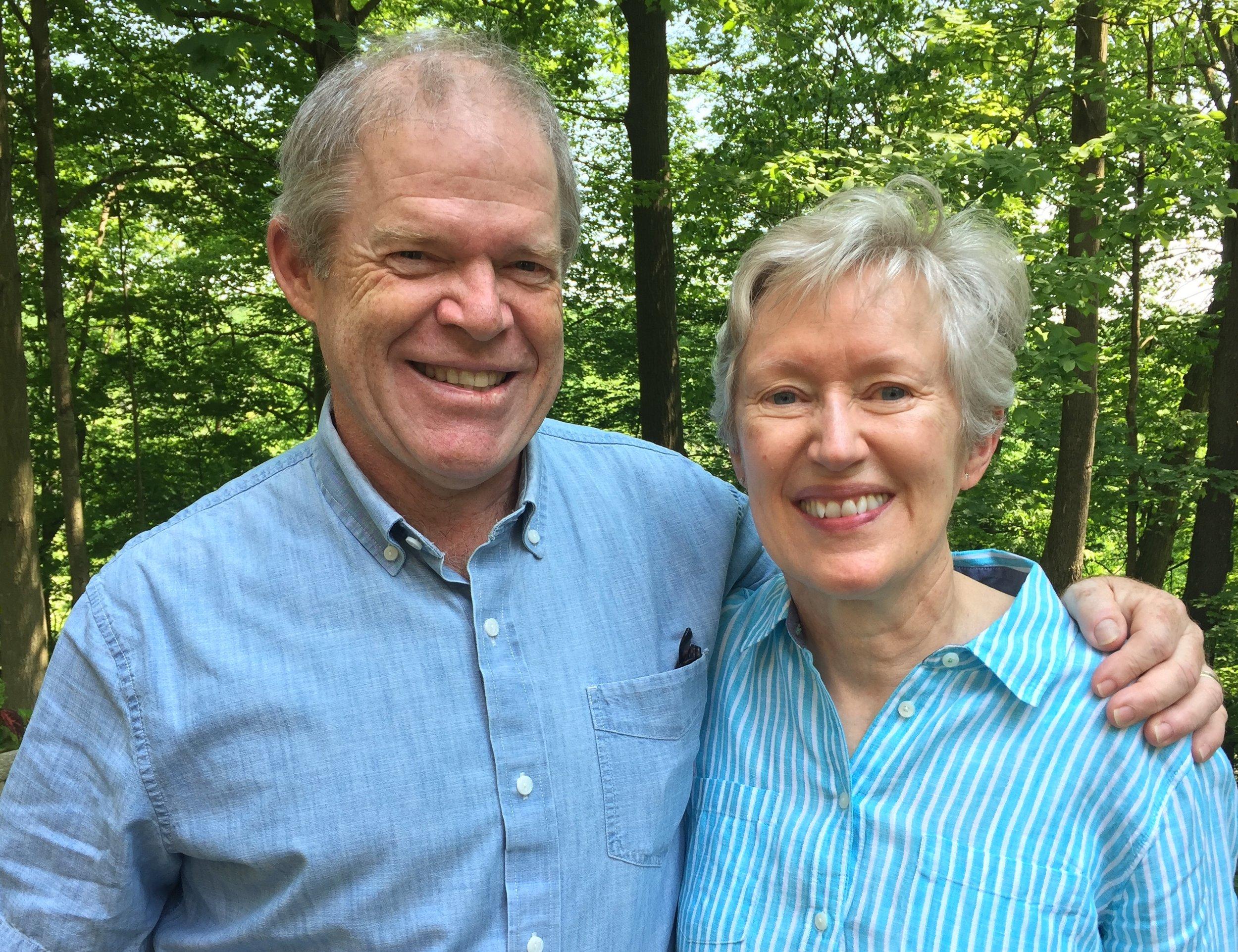 John and Margaret Nicholson