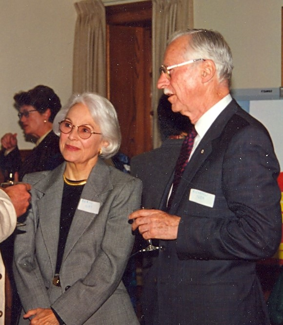Beryl and Richard M. Ivey