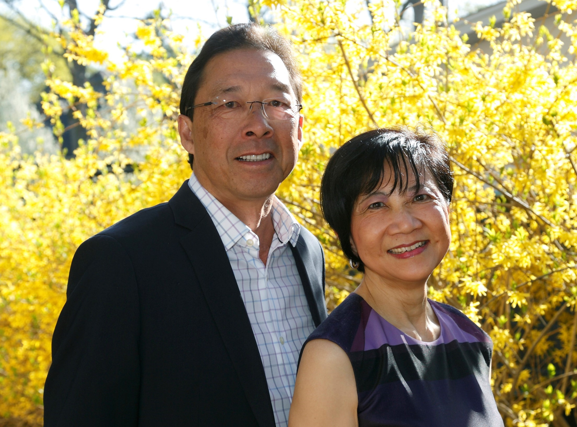 Dr. Jack Jung & Dr. Eleanor Huang, Jung Family Fund
