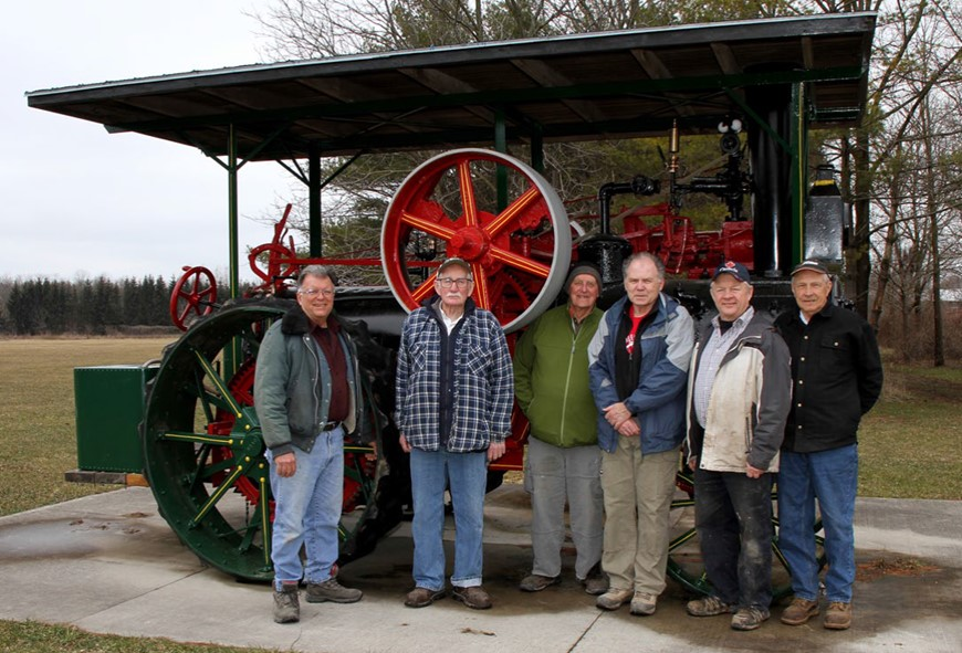 Steam Engine at Fanshawe Pioneer Village 1.jpg