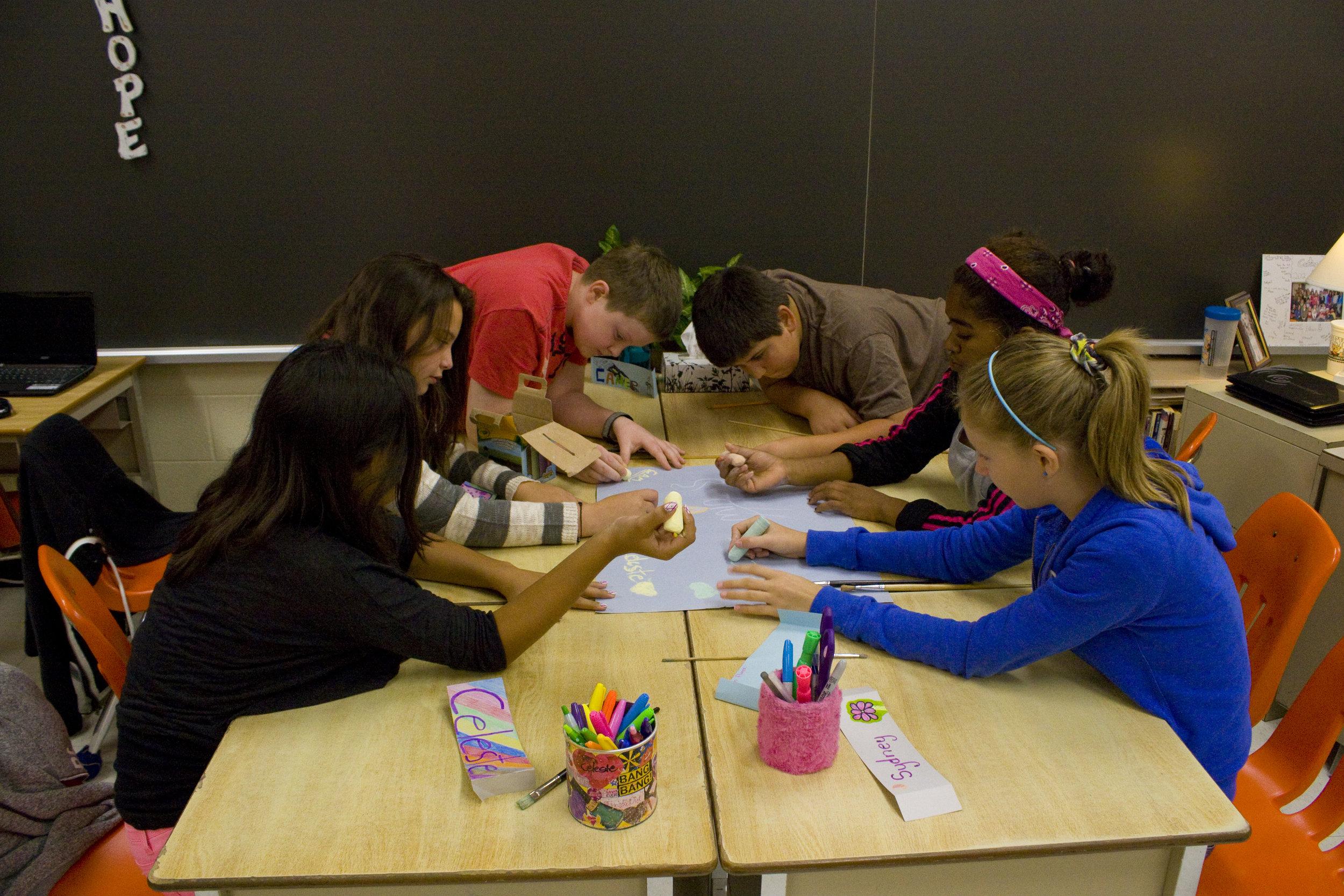 Artists in Education program