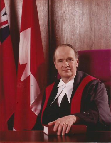 Judge Maurice Genest