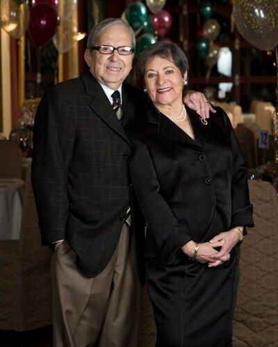 Alec and Joy Richmond