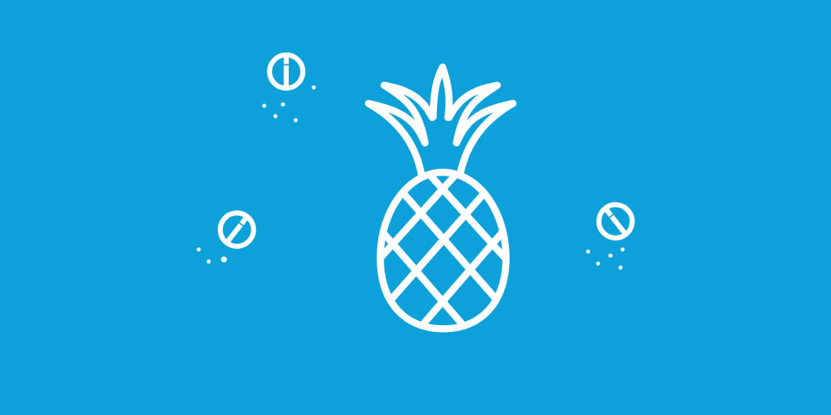 Lactocare Kids er tyggetabletter fyldt med mælkesyrebakterier – også har de en frisk smag af ananas