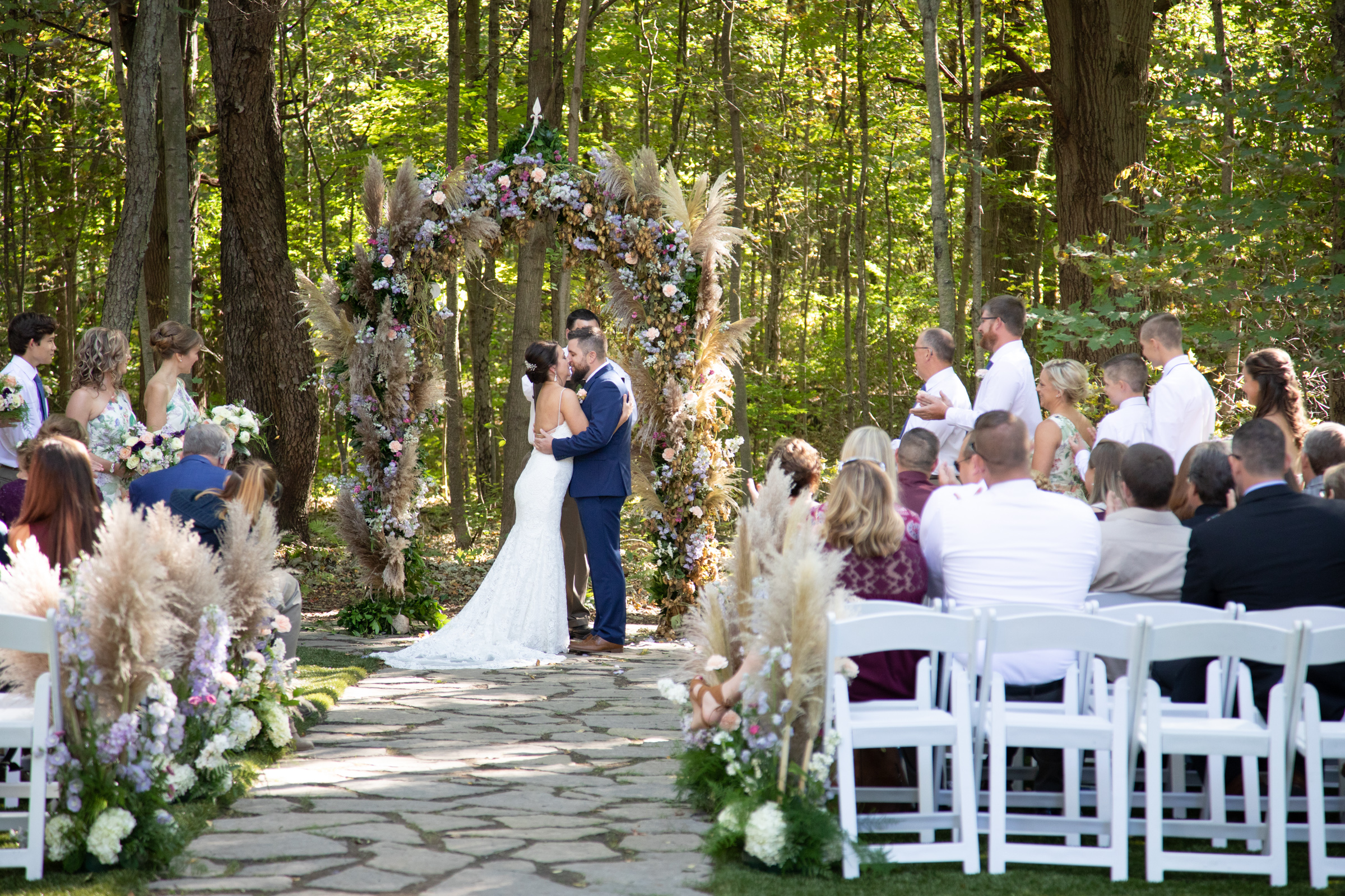 Say I do in the Fairy Garden!