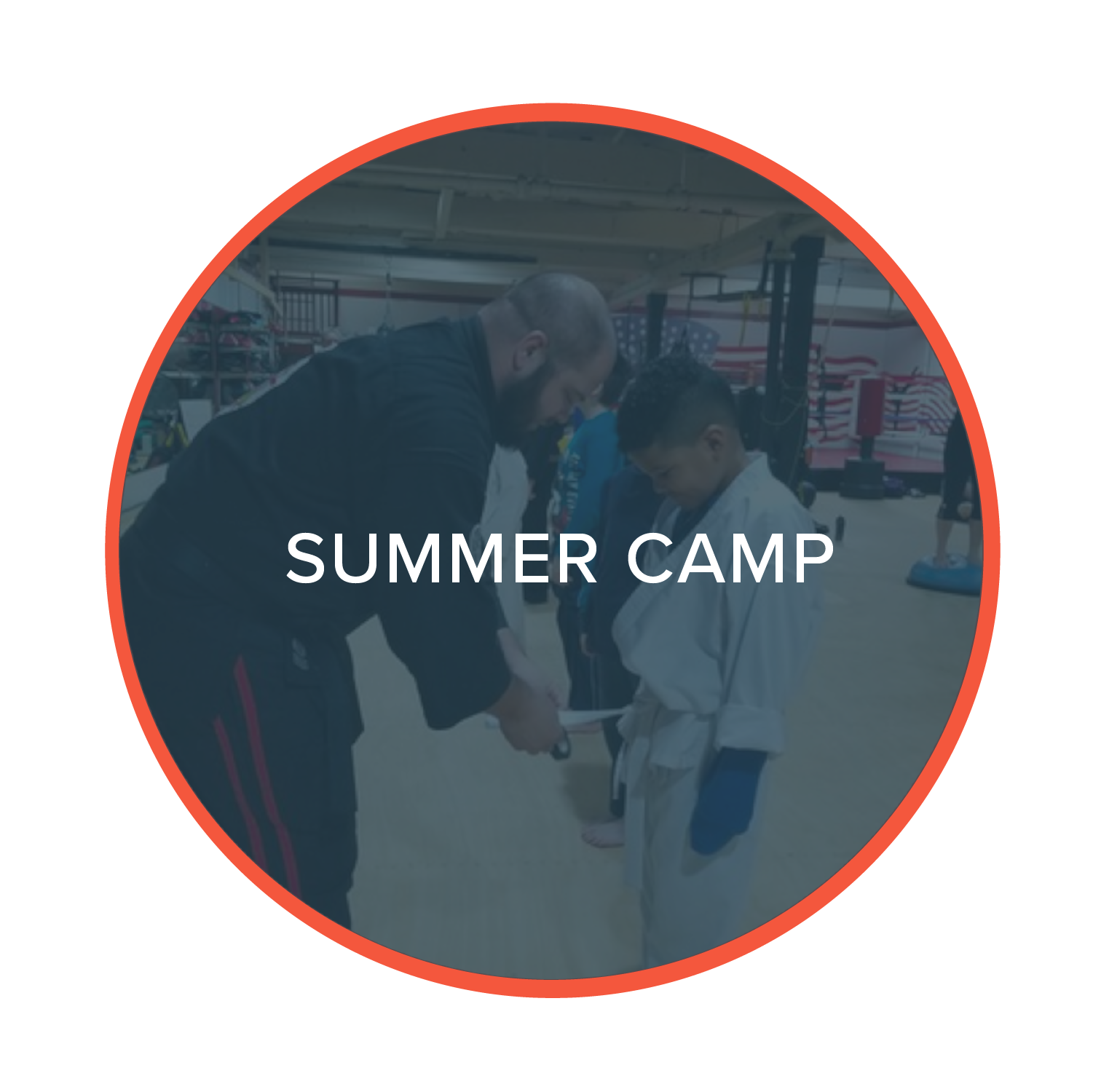 Are you looking for engaging, active summer experience for your camper? With various obstacle courses and Martial Arts Games, each day of our one-week summer camp is a unique and thrilling experience! The safety and enjoyment of your camper is the top priority of Master Instructor, Terry Dow, who has 25+ years of teaching experience with children. If your child finds a passion for Martial Arts, he or she is welcome to come back for more. All campers will receive a free 2 Week Trial VIP Card to come back and try out our regular classes!