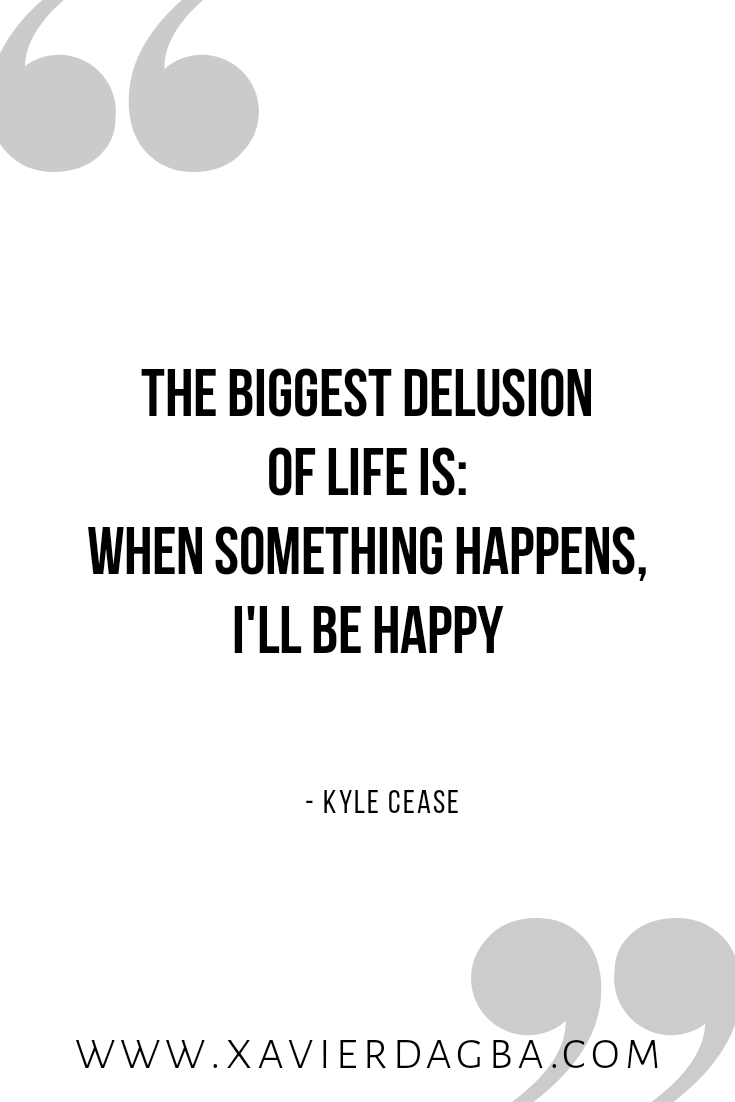 Kyle Cease quote, inspiration, motivation