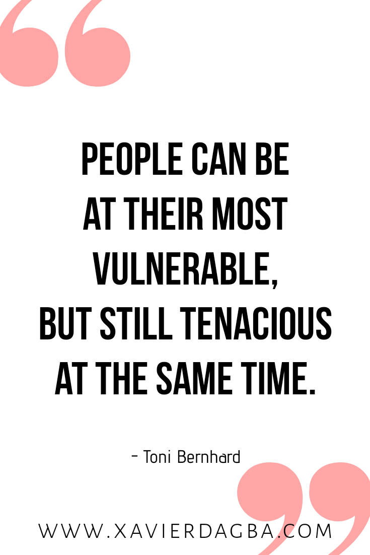 If you still think that vulnerability is weakness, think again. These 18 quotes will convince you that there is more strength than you think in being vulnerable. Keep reading to find out.  #Vulnerability #Selfconfidence #Selflove #mindset #quotes #inspiration #mindfulness #personalgrowth #inspirationalquotes #positivethinking #selfesteem #wordsofwisdom #believeinyourself #happiness #love #strenght