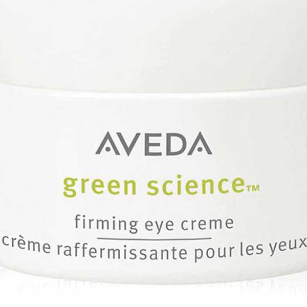 AVEDA GREEN SCIENCE FIRMING EYE CREME -  Best Eye Creams For Tired and Puffy Eyes