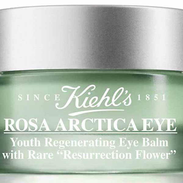 Kiehl's Rosa Artica Youth Regenerating Eye Balm - Best Eye Creams For Tired and Puffy Eyes