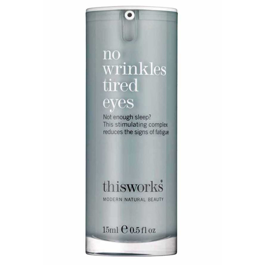 This Works No wrinkles Tired Eyes - Best Eye Creams For Tired and Puffy Eyes