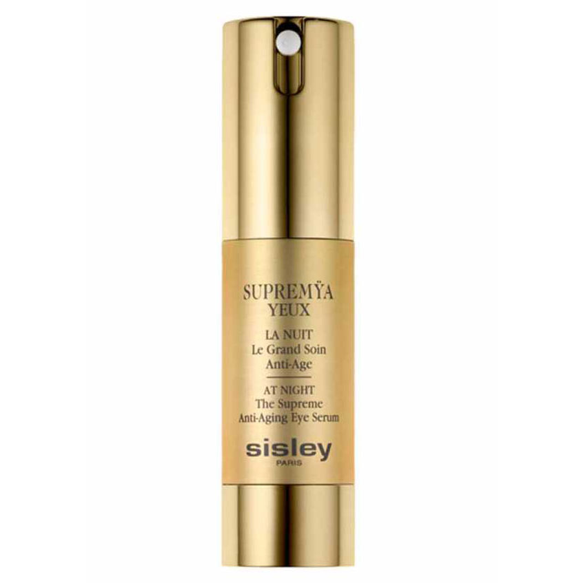 Sisley Supremÿa Yeux At Night - Best Eye Creams For Tired and Puffy Eyes