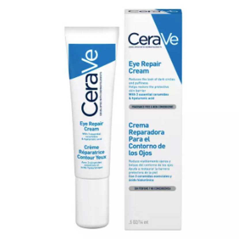 CeraVe Eye Repair Cream - Best Eye Creams For Tired and Puffy Eyes