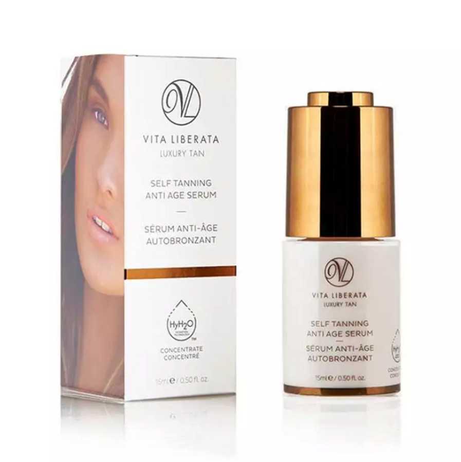 Vita Liberata Self-Tanning Anti Age Serum - Best Fake Tan And Self-tan Products