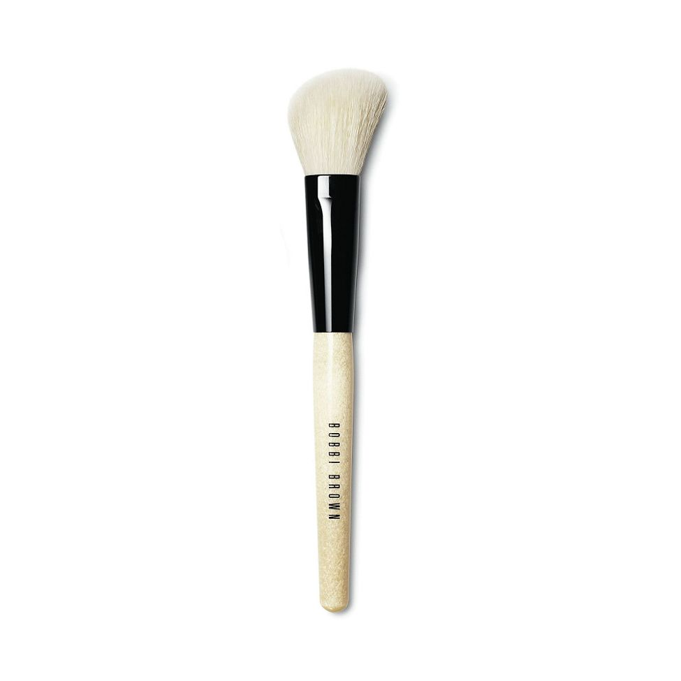 Bobbi Brown's Angled Face Brush - Best Makeup Brushes And Sets
