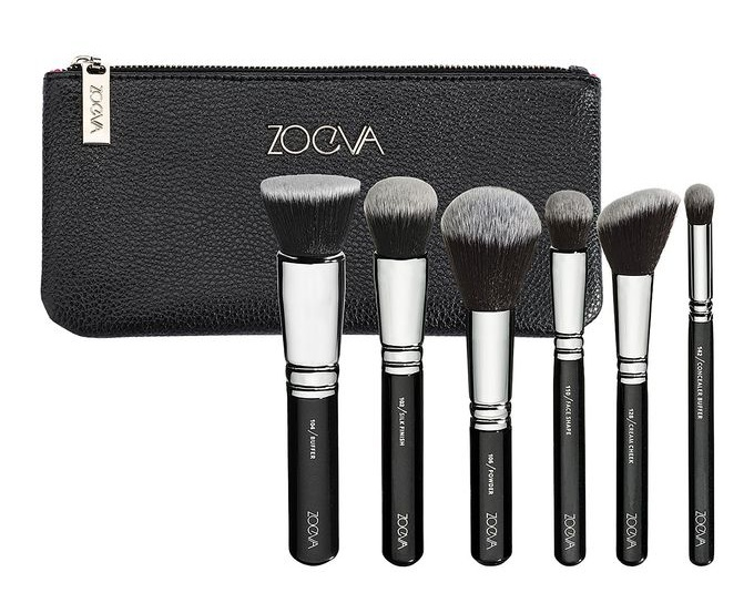 Zoeva's Face Professional Brush Set - Best Makeup Brushes And Sets