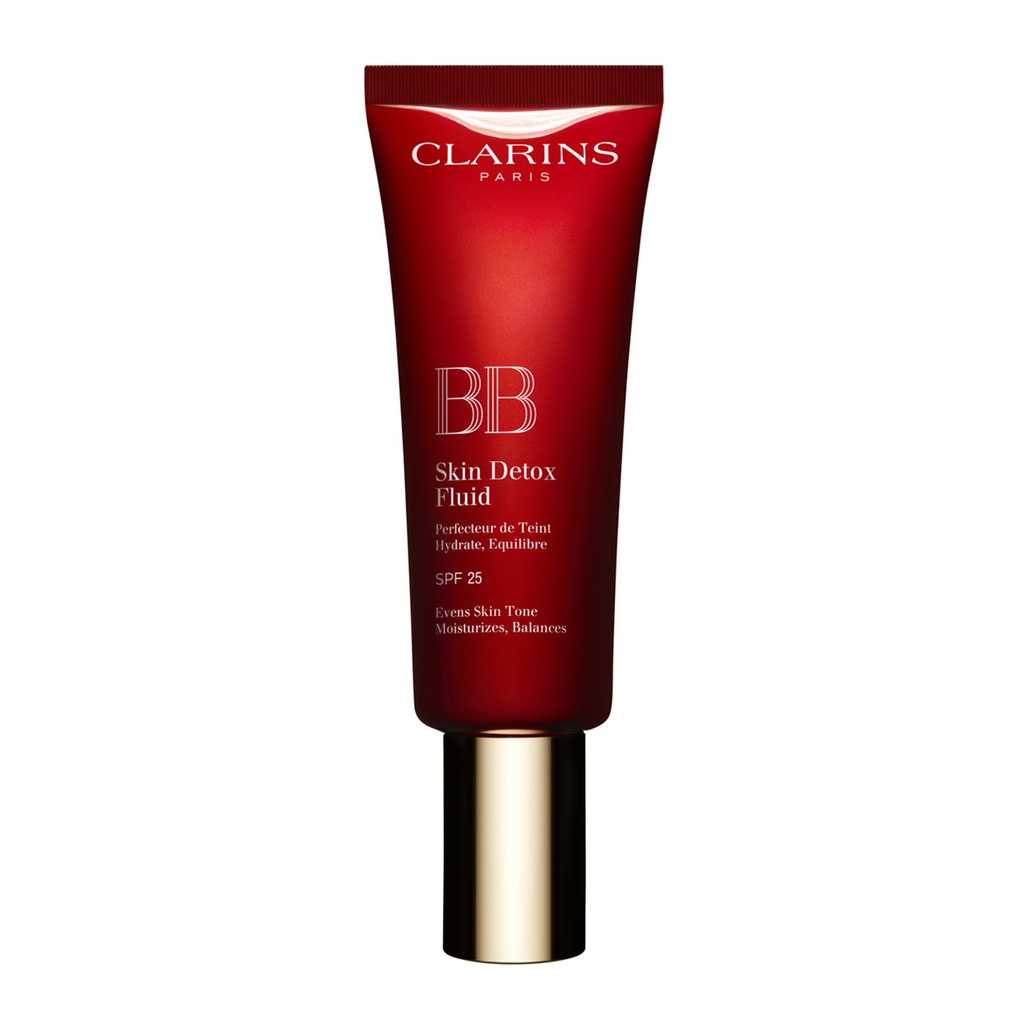Clarins BB Skin Detox Fluid SPF 25 - Best BB Creams - Beauty Balms To Protect and Hydrate