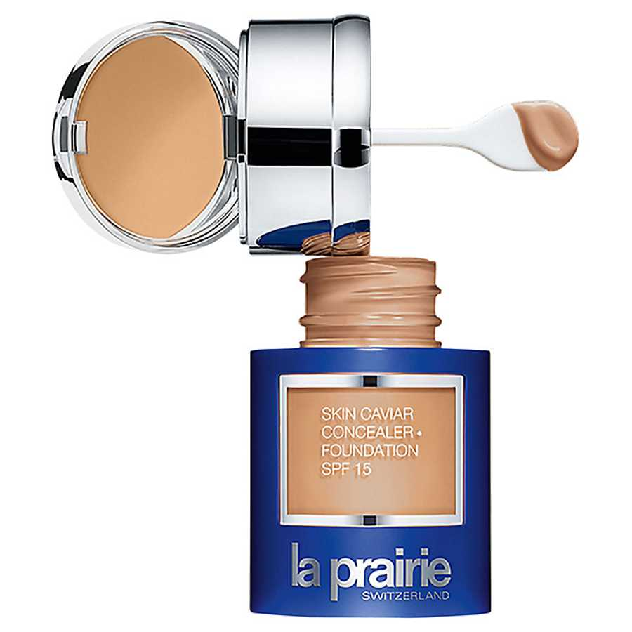 La Prairie Skin Caviar Concealer Foundation SPF15 - Best Foundations For Your Skin Type
