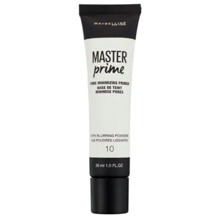 Maybelline Master Prime Pore Minimizing Primer - Best Makeup Primers For Your Skin Routine