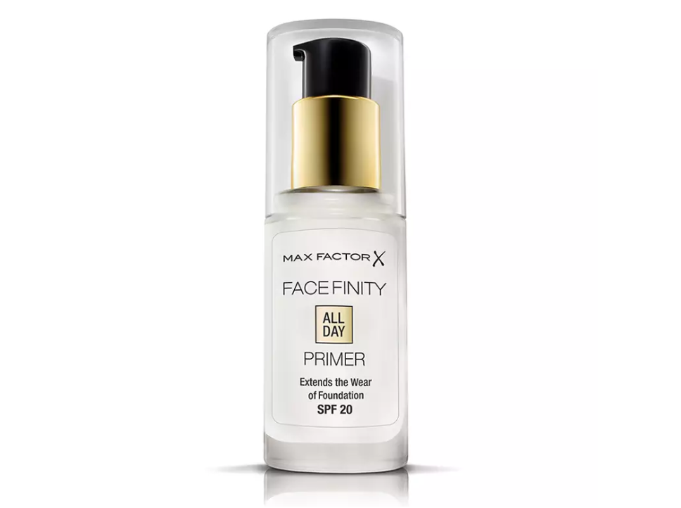 Max Factor Facefinity All Day Primer - Best Makeup Primers For Your Skin Routine