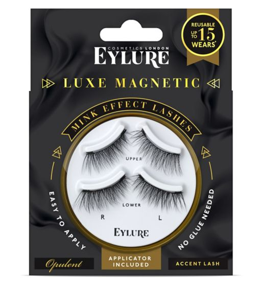 Eylure Luxe Magnetic Lashes - Best Budget Beauty Buys under £20