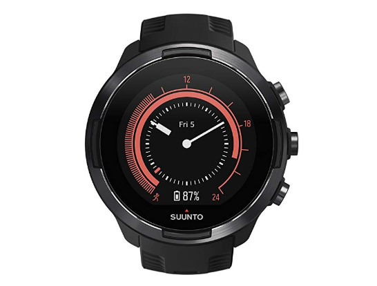 Suunto 9 - Best Smart Watches for Tracking Fitness