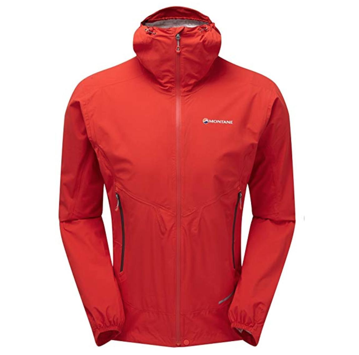 Montane Minimum Stretch Ultra Jacket - Best Women's Summer Running Jackets