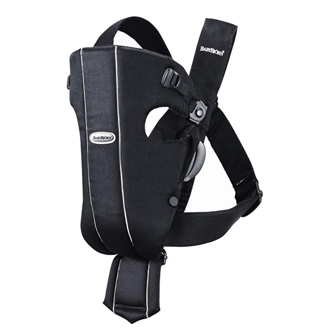BabyBjörn Baby Carrier - 5 Best Baby Carriers To Keep Baby Secure