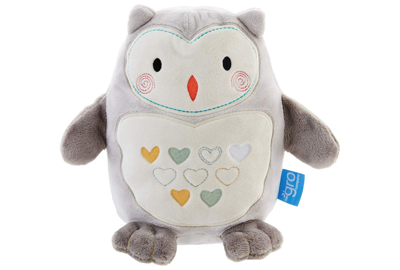Ollie the Owl - Best Baby Toys for 0-6 Months Old